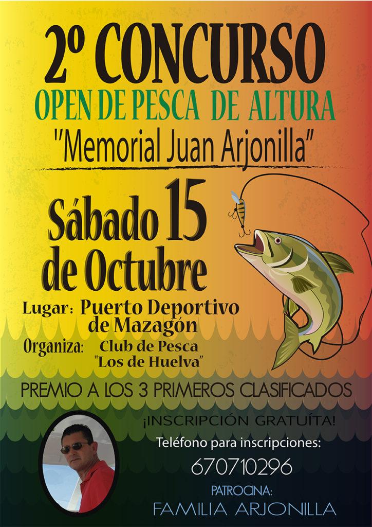 Cartel Juan Arjonilla